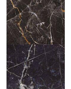 Marble Black -dobbeltsidet