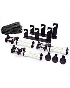 3-Hooks bundle med expanders