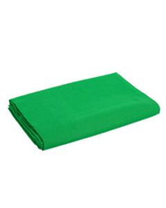 Grøn stofbaggrund 300 x 600 cm